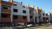 Строительство третьего этажа пятиэтажного дома с. Моргауши
