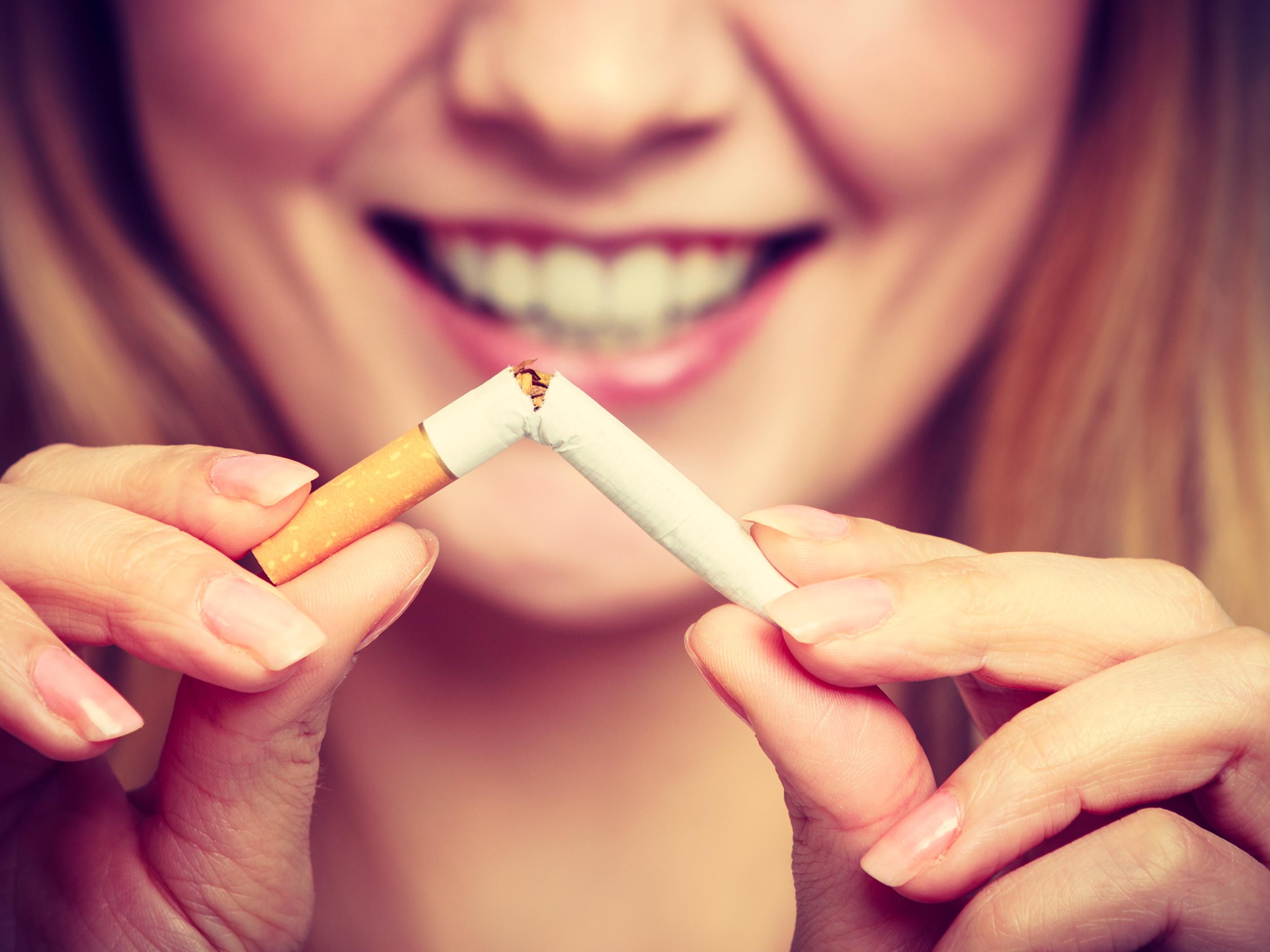 Stop Smoking/Vaping