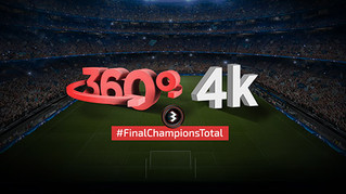 Champions League final in 4K on Spanish FTA