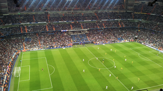 La Liga improving / faking TV image