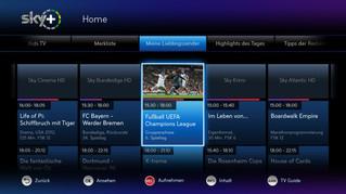 Sky Deutschland launches new OTT platform