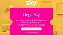 SKY has one foot in Spain