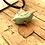 Thumbnail: Handmade Artisan Folk Lore Bird  Pendant
