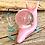Thumbnail: Pinky The Dandelion Wish Snail Ornament