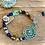 Thumbnail: Handmade Artisan Sea Turtle Bracelet