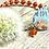 Thumbnail: 'Summer Dandelion' handmade artisan bracelet design