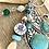 Thumbnail: Artisan Handmade Ocean Inspired Bag Charm /Keepsake
