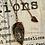 Thumbnail: Handmade Dandelion Wish Teardrop Pendant