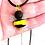 Thumbnail: Aromatherapy Bumble BEE Pendant