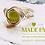 Thumbnail: Peridot Wire Wrap Handmade Ring