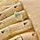 Thumbnail: Fluorite Wire Wrap Handmade Ring