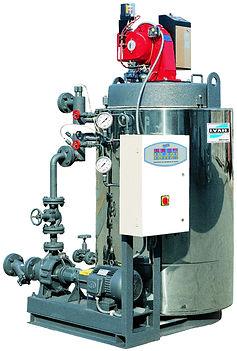 vertikalni termooljni kotel ODEV, termalno olje, I.var Industry