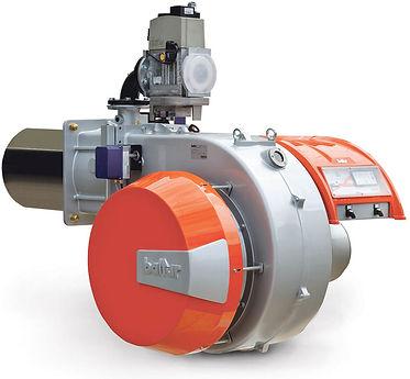 plinski gorilnik TBG 600, Baltur, moduliran
