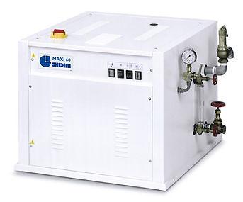električni parni generator, električni kotel Maxi, Ghidini