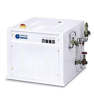 električni parni generator, maxi, Ghidini, hitrouparjalni parni generator, parni kotel, parni kotli