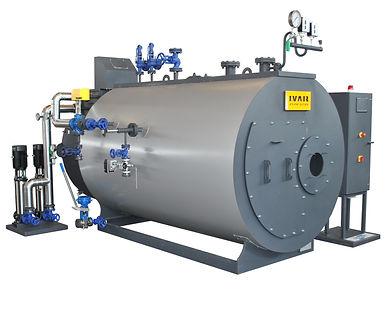 visokotlačni trivlečni parni kotel, BHP-T, I.VAR Industry