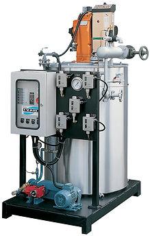 vertikalni hitrouparjalni parni generator FB, Gavardo, proizvajalec pare, parni kotel,