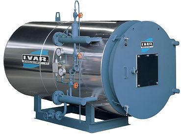 trivlečni termooljni kotel ODEc, I.VAR Industry, termalno olje