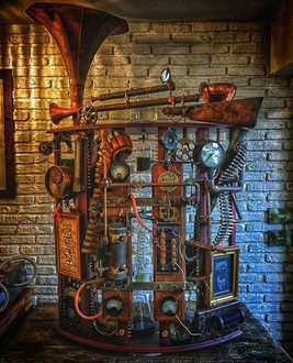 Alchemista Machine