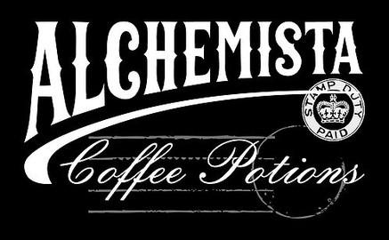 Alchemista & StempunkCoffeeMachine