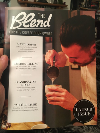 The Blend Magazine