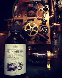 Blue Potion Coffee Promotion