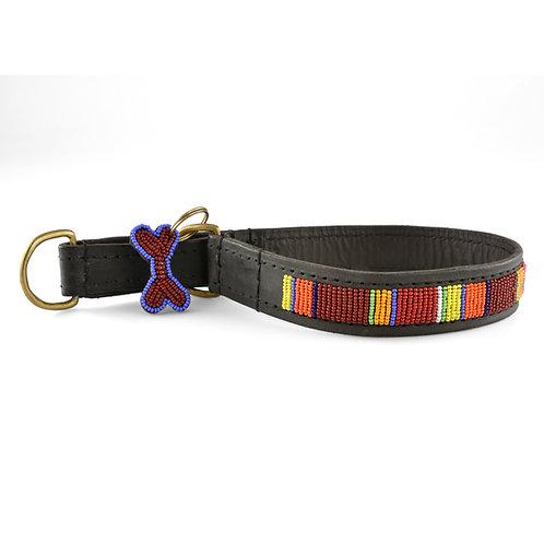 Hundhalsband: Halvstryp Sundowner | Zinj design