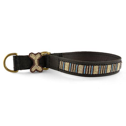 Hundhalsband: Halvstryp Blue nile | Zinj design
