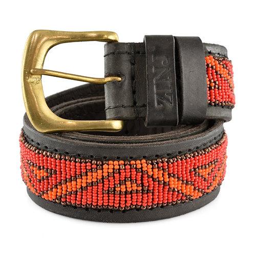 Läderbälte Kabaka neon | Zinj design