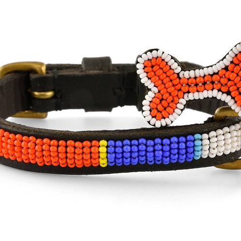 Hundhalsband Micro Cimaroon | Zinj design