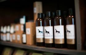 Produkter som hjälper hunden