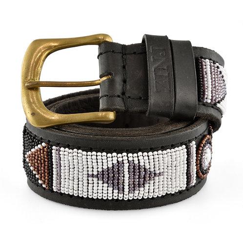 Läderbälte Swahili | Zinj design