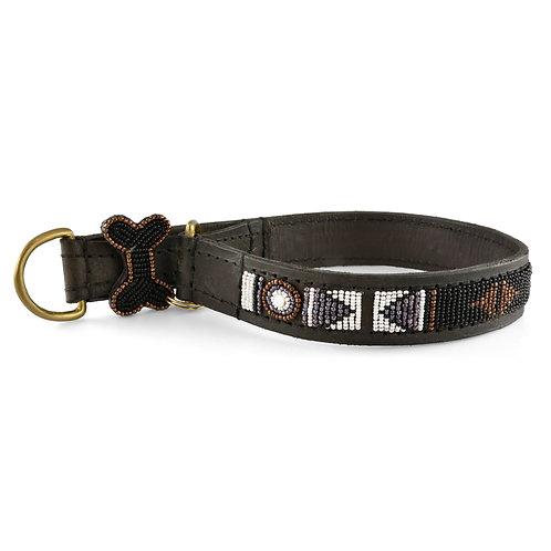 Hundhalsband: Halvstryp Swahili | Zinj design
