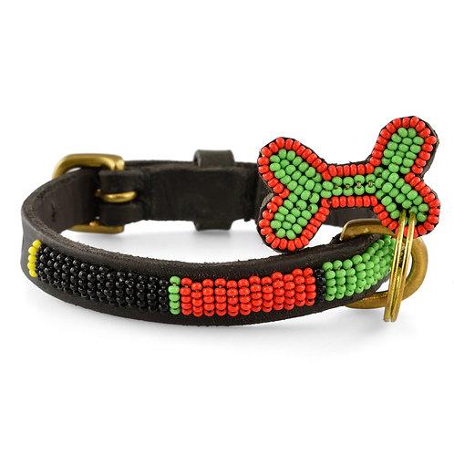 Hundhalsband Micro Rasta | Zinj design
