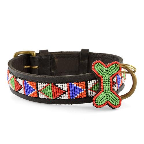 Hundhalsband Samburu | Zinj design