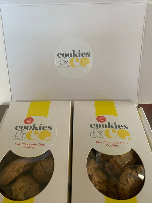 Cookie box gift box