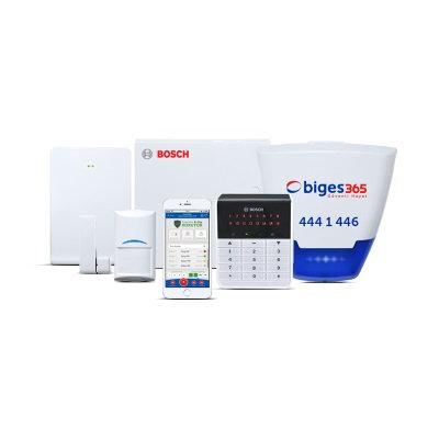 Bosch-AMAX 3000 Kablosuz Akıllı Alarm Seti 1