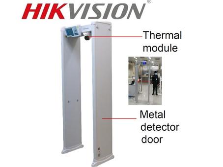 Hikvision ISD-SMG318LT-F Termal Geçiş Kontrol Sistemi
