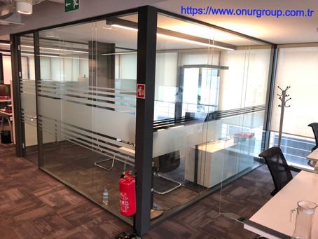 istanbul ofis bölme sistemleri
