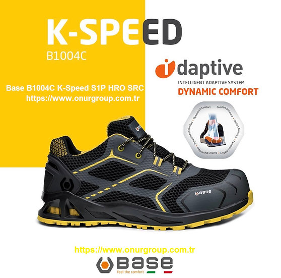 BASE B1004C k-speed S1P HRO SRC