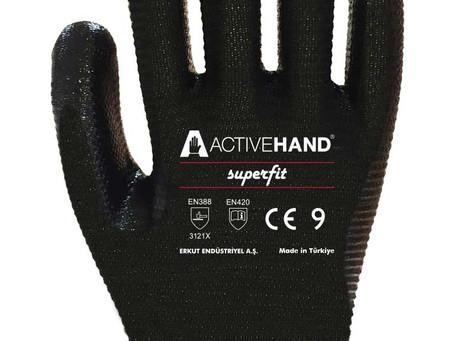 Activehand Superfit Work Gloves