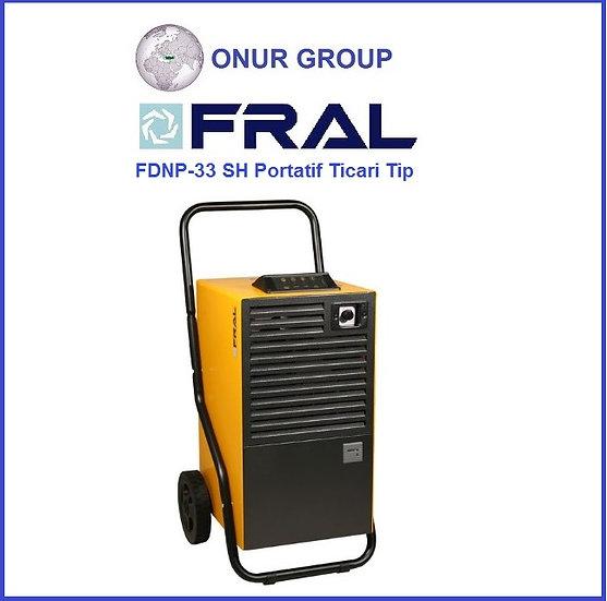 Fral FDNF-33SH Portatif Tip Ticari Nem Alma Cihazı