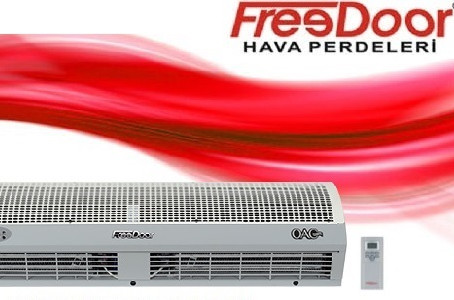 Freedoor RM-1220 Isıtıcılı Hava Perdesi 200 cm