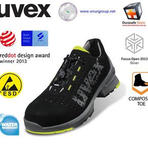 Uvex 8543 S1 SRC İş Ayakkabısı