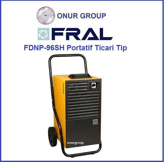 Fral FDNF-96SH Portatif-Ticari Tip Ticari Nem Alma Cihazı