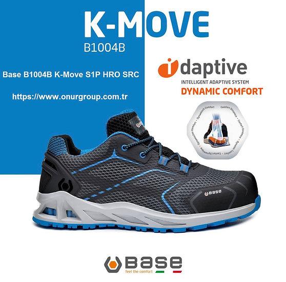 Base B1004B K-Move S1P HRO SRC İtalyan iş güvenliği ayakkabısı