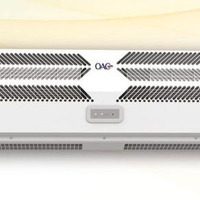 OAC LCEH-12 Elektrikli Isıtıcılı Hava Perdesi