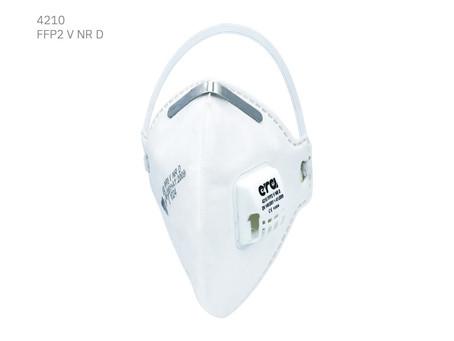 Era 4210 FFP2 V NR D ventilli solunum maskesi