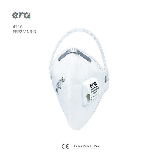 ERA 4210 FFP2 V NR D Solunum maskesi ventilli