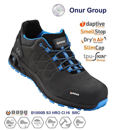 Base B1000B K-ROAD S3 CI HI HRO SRC İş Ayakkabısı